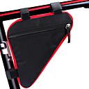 billige Foran og bak Racks-Vesker til sykkelramme 4.7 tommers Sykling til Lignende størrelsestelefoner Svart Blå / Svart Svart / Rød Fritidssykling Sykkel med fast gir