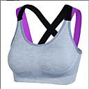 Χαμηλού Κόστους Εσωτερική Άσκηση-Γυναικεία Αθλητικό σουτιέν Αθλητικά Σουτιέν Bralette Γιόγκα Τρέξιμο Φυσική Κάτάσταση Γρήγορο Στέγνωμα Όχι Μαύρο Γκρίζο Πράσινο Ροζ Μονόχρωμο