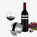 billige Vin Tilbehør-flytende krystall vin termometer termometer rustfritt stål