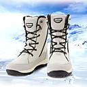 ราคาถูก รองเท้าสโนว์บูตปีนเขา-สำหรับผู้หญิง รองเท้า & บู๊ท รองเท้าบู้ทใส่สำหรับหิมะ Winter Boots แน๊บป้า Leather Skiing กีฬาหิมะ เขตทุรกันดาร Warm เดินทาง ฤดูหนาว