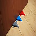 povoljno Skladištenje odjeće-1pc sigurna vrata za bebe silikonski miš miša kućna poboljšanja vrata zaustavljanje hardver božićni poklon kreativni stoper vrata