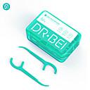 Χαμηλού Κόστους Στοματική υγιεινή-xiaomi youping dr.bei οδοντικό νήμα ραβδί 50 τεμάχια οδοντικό νήμα flosser συλλογή δοντιών οδοντογλυφίδες ραβδί δόντι καθαρό από στόματος περίθαλψη 7.8cm