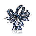 povoljno Modne ogrlice-Žene Broševi Broš Jewelry Crvena Plava Za Božić Dnevno