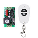 billige Smartbrytere-ac220v 1-kanals mottakermodul / sender trådløs fjernkontroll lysbryter 10a relé / 433mhz