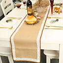 olcso Karácsonyi dekoráció-1db karácsonyi csipke berendezés asztali zászló étkező légkör karácsonyi tervezés asztal mat terítő