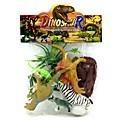 ราคาถูก ฟิกเกอร์ไดโนเสาร์-Pretend Play Dinosaur พลาสติก 6 pcs Toy ของขวัญ