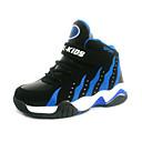 Χαμηλού Κόστους Παιδικά αθλητικά παπούτσια-Κοριτσίστικα Ανατομικό Συνθετικά Αθλητικά Παπούτσια Τα μικρά παιδιά (4-7ys) / Μεγάλα παιδιά (7 ετών +) Μπάσκετ Μαύρο / Κόκκινο / Μπλε Άνοιξη / Φθινόπωρο