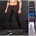 Χαμηλού Κόστους Ρούχα τρεξίματος-Ανδρικά Leggings de Alergat Παντελόνι συμπίεσης Ελαστίνη Αθλητισμός Χειμώνας Ρούχα συμπίεσης Καλσόν Ποδηλασία Τρέξιμο Fitness Γυμναστήριο προπόνηση Προπόνηση Ασκηση / Ελαστικό / Γρήγορο Στέγνωμα