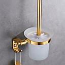 povoljno Držač četke za WC-Držač wc četke Kreativan / Multifunkcionalni Suvremena Aluminijum 1pc Zidne slavine