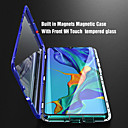 cheap iPhone Cases-Magnetic Metal Double Side Tempered Glass Phone Case for Huawei P30 P30 Lite P30 Pro P20 P20 Lite P20 Pro