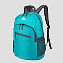 ราคาถูก กระเป๋าแบ็กแพ็กและกระเป๋า-25 L แบ็คแพ็ค กระเป๋าเป้สะพายหลังน้ำหนักเบา Packable กันน้ำฝน น้ำหนักเบาพิเศษ (UL) แห้งเร็ว ที่สามารถพับได้ กลางแจ้ง การเดินเขา แคมป์ปิ้ง ไนลอน สีดำ ส้ม สีเขียว / ที่อัดแน่น / ความต้านทานการสึกหรอ