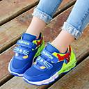 baratos Sapatos Infantis Para Esportes-Para Meninos Conforto Com Transparência Tênis Little Kids (4-7 anos) Corrida Preto / Azul / Azul Escuro Primavera