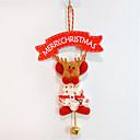 Χαμηλού Κόστους Γιορτινά αξεσουάρ-Χριστουγεννιάτικα Διακοσμητικά / Χριστουγεννιάτικα δώρα / Προμήθειες για Χριστουγεννιάτικο Πάρτι Γιορτινά προϊόντα 1 PCSHalloween / Νέος