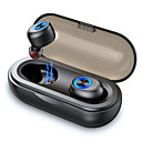cheap Projectors-LITBest IP010-A TWS True Wireless Earbuds Wireless Travel Entertainment Bluetooth 5.0 Noise-Cancelling Stereo Dual Drivers