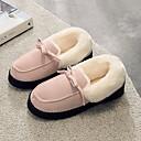 olcso Papucsok-Női papucsok House papucs Alkalmi Fordított bőr Cipő