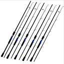 povoljno Štapovi za ribolov-lijevanje šipke Štapovi u obliku olovke 21 cm ugljen Medium Light (ML) Morski ribolov Općenito Ribolov
