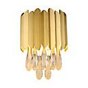 povoljno Zidni svijećnjaci-Crystal / New Design Moderna Zidne svjetiljke Stambeni prostor / Spavaća soba Metal zidna svjetiljka 110-120V / 220-240V 40 W