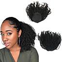 povoljno Perike s ljudskom kosom-Isječak U / S Konjski repići Odor Free / Dar / Za crnkinje Remy kosa / Ljudska kosa Kose za kosu Ugradnja umetaka Kovrčav Cijelom dužinom Dnevno