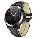Χαμηλού Κόστους Έξυπνα Ρολόγια-d8 smartwatch bt fitness παρακολούθηση υποστήριξη ειδοποίηση / ecg / μέτρηση πίεσης αίματος σπορ έξυπνο ρολόι για τα τηλέφωνα samsung / iphone / android
