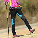 ราคาถูก ชุดกันลม,เสื้อขนแกะ,แจ็กเก็ตสำหรับปีนเขา-สำหรับผู้หญิง Hiking Pants กลางแจ้ง กันลม, กันน้ำ, รักษาให้อุ่น ฤดูใบไม้ผลิ, ตก, ฤดูหนาว ผ้าขนแกะ, ซอฟท์เซล กางเกง Skiing แคมป์ปิ้ง & การปีนเขา กีฬาหิมะ L XL XXL / ผ้าซับในขนสัตว์