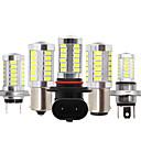 baratos Luzes de Neblina para Carros-2 pcs carro h8 h11 led 9005 hb3 9006 hb4 h4 h7 p13w h16 5630 33smd lâmpada de nevoeiro luz de circulação diurna lâmpada de giro lâmpada de estacionamento 12 v
