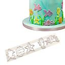 Χαμηλού Κόστους Εργαλεία ψησίματος και ζαχαροπλαστικής-Seashell Seahorse αστερίας μπισκότο κόπτης cupcake που κάτω από τη θάλασσα μοτίβα κέικ διακόσμηση κοπή μούχλα ψήσιμο