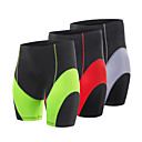cheap Cycling Shoes-Arsuxeo Men's Cycling Padded Shorts Cycling Shorts Bike Shorts Pants / Trousers Bottoms Sports Polyester Spandex Winter Black / Red / Grey / Black / Green Mountain Bike MTB Clothing Apparel Race Fit