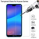 Χαμηλού Κόστους Προστατευτικά οθόνης για Huawei-HuaweiScreen ProtectorHuawei P20 Υψηλή Ανάλυση (HD) Προστατευτικό μπροστινής οθόνης 2 pcs Σκληρυμένο Γυαλί