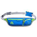 ราคาถูก กระเป๋าแบ็กแพ็กและกระเป๋า-Waist Bag กันน้ำฝน ป้องกันการลื่นล้ม สวมใส่ได้ YKK Zipper กลางแจ้ง วิ่ง กีฬาสเก็ตน้ำแข็ง ตกต่ำ ไนลอน สีดำ สีบานเย็น ส้ม