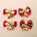 olcso Karácsonyi dekoráció-Ünnepi Dekoráció Újévi Karácsonyi díszek Dekoratív Arany 4db