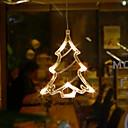 Χαμηλού Κόστους Γιορτινά αξεσουάρ-λευκό Χριστούγεννα κρύσταλλο χριστουγεννιάτικο δέντρο κρέμονται διακόσμηση