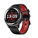 billige Smartwatch Bands-dt no.1 dt68 full sirkel touch armbånd 20 ur ansiktsendring ecg pulsmåler smart klokke
