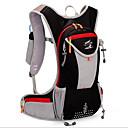 billiga Ryggsäckar och väskor-ryggsäck Running Pack för Löpning Fritid Sport Cykling / Cykel Resa Sportväska Multifunktionell Vattentät Regnsäker Duk Nylon Löparbälte