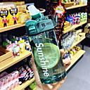 olcso Vízes üvegek-drinkware Alkalmi poharak Műanyagok Hordozható Casual / hétköznapi