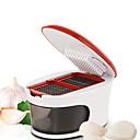 ราคาถูก เครื่องมือสำหรับเนื้อสัตว์-Stainless Steel + A Grade ABS เครื่องมือสำหรับกระเทียม Gadget ครัวสร้างสรรค์ เครื่องมือเครื่องใช้ในครัว Kitchen 1pc