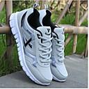 baratos Sapatos Esportivos Masculinos-Homens Sapatos Confortáveis Com Transparência Inverno Tênis Corrida Preto / Cinzento
