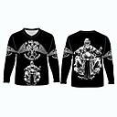 voordelige Motorjacks-m gagliardi motorkleding shirts tops jersey voor unisex polyester / polyamide ademend / snel droog