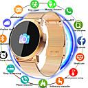 billige Smartklokker-imosi q8 smartwatch rustfritt stål bt fitness tracker støtte varsle / pulsmåler sport bluetooth smartwatch kompatible ios / android telefoner