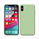 ราคาถูก เคสสำหรับ iPhone-กรณีซิลิโคนสำหรับ apple iphone 11 ซิลิโคนเหลวป้องกันร่างกายเต็มรูปแบบ iphone 11 pro กันกระแทกปกแข็ง multicolord ซิลิกาเจล iphone 7 / iphone x / iphone 8