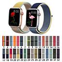 billige Smartwatch Bands-nylon vevet sports loop armbånd armbånd for apple iwatch serie 5 4 3 2 1