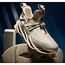 povoljno Zidne tapete-Muškarci Formalne cipele Sintetika Zima Sportski Atletičarke tenisice Trčanje Prozračnost Crn / Obala / Bež