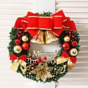 olcso Christmas Stickers-Ünnepi Dekoráció Halloween dekoráció Karácsonyi díszek Dekoratív Piros 1db