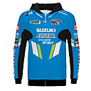 voordelige Motorjacks-suzuki motor jersey kleding jas voor unisex polyster lente herfst / winter warmer / ademend / snel droog