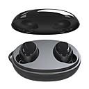 billige Hodetelefoner på øret og over øret-Caldecott K1 TWS True Wireless Hodetelefon Trådløs Reise og underholdning Bluetooth 5.0 Stereo Dual Drivers HIFI