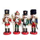 olcso Karácsonyi dekoráció-Dekoratív tárgyak, Gyanta Modern Kortárs mert Lakásdekoráció Ajándékok 1db