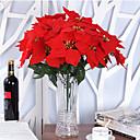 Χαμηλού Κόστους Ψεύτικα Λουλούδια & Βάζα-τεχνητά λουλούδια 1 υποκατάστημα κλασσικό παραδοσιακό / κλασικό ανοιχτό λουλούδι επιτραπέζια
