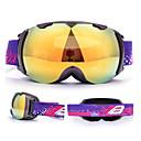 Χαμηλού Κόστους Γάντια-BASTO Ochelari Ski για Αδιάβροχη Προστασία UV Ρυθμιζόμενο μέγεθος Anti-Fog