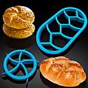 Χαμηλού Κόστους Εργαλεία ψησίματος και ζαχαροπλαστικής-1pc Πλαστική ύλη για κέικ Καλούπια τούρτας Εργαλεία ψησίματος