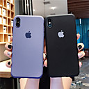 ราคาถูก เคสสำหรับ iPhone-Case สำหรับ Apple iPhone 11 / iPhone 11 Pro / iPhone 11 Pro Max Ultra-thin ปกหลัง สีพื้น เจลซิลิก้า