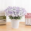 olcso Mesterséges növények-Művirágok 2 Ág Klasszikus Modern Növények Virágdekoráció